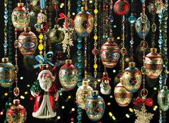 1000 - Christmas Ornaments