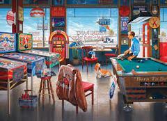 1000 - Billiards Restaurant