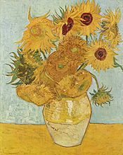 1000 - Sunflowers (Van Gogh)