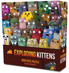1000 - Exploding Kittens: Picture Purrfect