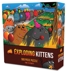 500 - Exploding Kittens: Time to Pawty