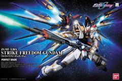 PG 1/60 - Strike Freedom Gundam