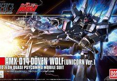 HG 1/144 - Doven Wolf (Unicorn Ver.)