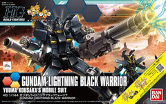HG 1/144 - Gundam Lightning Black Warrior
