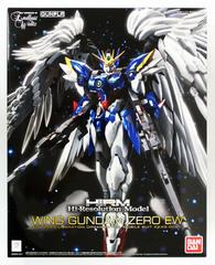 MG 1/100 - High Resolution Wing Gundam Zero EW
