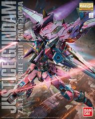 MG 1/100 - Justice Gundam
