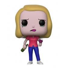 Pop! - Beth (Rick and Morty)
