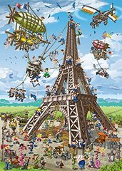 1000 - Building the Eiffel Tower