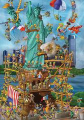1000 - Statue of Liberty