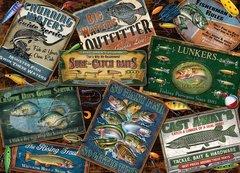 1000 - Fish Signs