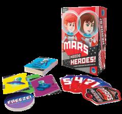 Mars Needs Heroes!