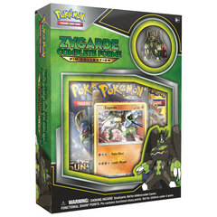 Pin Collection Box - Zygarde Complete Forme