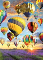 1000 - Hot Air Balloons