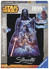 1098 - Darth Vader (Shaped Puzzle)