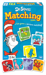 Matching Game - Dr. Seuss