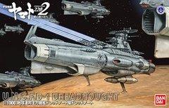 1/1000 - U.N.C.F.D-1 Dreadnought