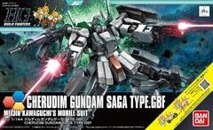 HG 1/144 - Cherudim Gundam Saga Type.GBF