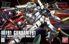HG 1/144 - Gundam-F91
