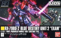 HG 1/144 - Blue Destiny Unit 2