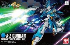 HG 1/144 - A-Z Gundam