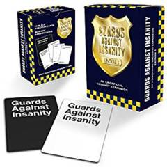 Guards Against Insanity - An Unofficial Naughty Expansion Edition 1