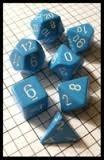 CHX25416 Light Blue w/White