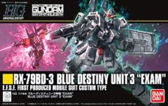 HG 1/144 - Blue Destiny Unit 3