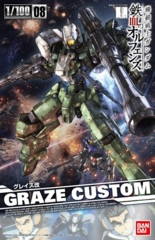 MG 1/100 - Graze Custom