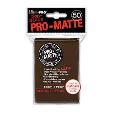 Pro-Matte - Brown (50 ct.)
