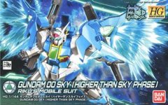 HG 1/144 - Gundam 00 Sky (Higher Than Sky Phase)