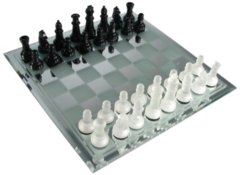 Chess - Mirror Board Glass Set (CH2172)