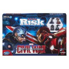 Risk: Captain America Civil War