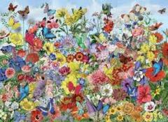 1000 - Butterfly Garden