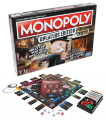 Monopoly - Cheaters Edition