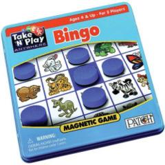 Game Tin - Bingo