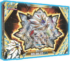 Solgaleo-GX Box