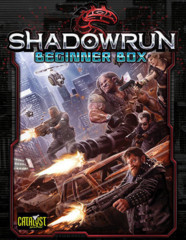 Shadowrun 5E: Beginner Box
