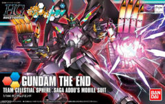 HG 1/144 - Gundam the End