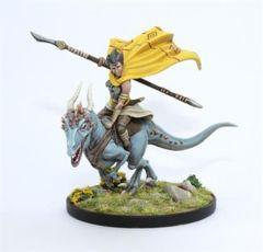 D&D Tomb Of Annihilation: Chultan Dinosaur Warrior