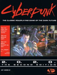 Cyberpunk 2020 - Core Rulebook