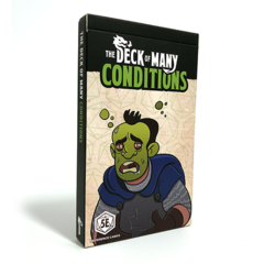 Deck of Many - Conditions