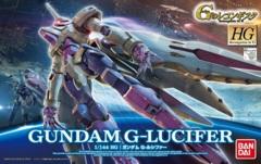 HG 1/144 - Gundam G-Lucifer