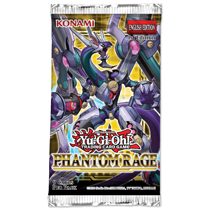 Yugioh: PHANTOM RAGE Booster Box
