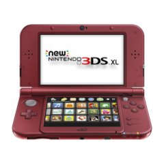 System: New 3DS XL red/red