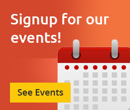 Signup for our events!