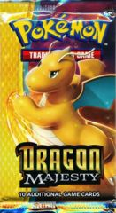 Dragon Majesty Booster Pack