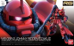 Johnny Ridden's MS-06R-2 Zaku II High Mobility Type