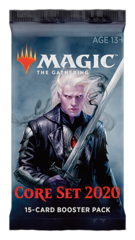 Core Set 2020 Draft Booster Pack