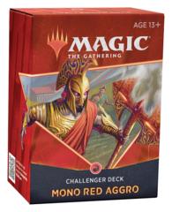 MTG - CHALLENGER DECKS 2021 - MONO RED AGGRO
