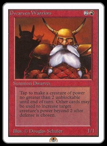 NM **GamerzSphere** Dwarven Warriors Unlimited